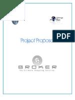 Brocker Proposal