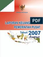 LKPP_2007_Audited