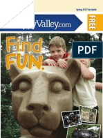 2011 HappyValley.com Spring Fun Guide