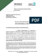 Petição de Complemento à Petição de Informações Adicionais ao Mérito_Desacato