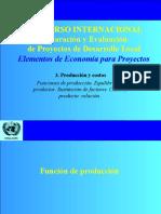 Costos II Produccion y Costos