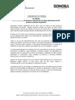 09-09-21 Recibe Gobernadora Pavlovich colección de 141 títulos publicados por ISC durante su periodo de gobierno