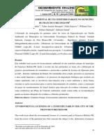 LICENCIAMENTO AMBIENTAL DE CEMITERIO