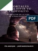 7 portales para vivir tu propósito - Pía Andújar y José Barrionuevo