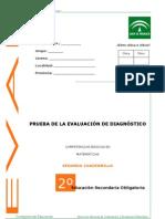 Matematicas Secundaria 2006 Cuadernillo 2