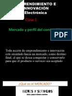 2020 II Clase 1 Emprendimiento ELECTRONICA