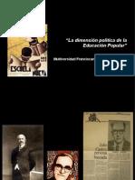 dimensi+¦n pol+¡tica de la EP_MFAL_2011_presentaci+¦n
