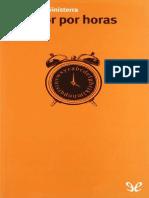 El lector por horas - José Sanchis Sinisterra -
