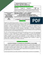 GUIA 3.02 C.SOCIALES, CATEDRA DE PAZ, GRADO  9-1
