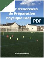 Livret Dexercices de Préparation Physique Football