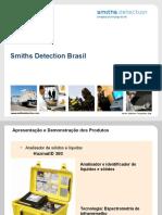 Apresentação do HazmatID 360  p Clientes- 2012