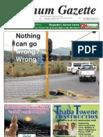 Platinum Gazette 8 April 2011