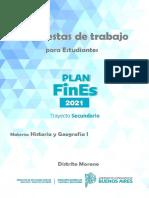 Historia y Geografía I-FINES T.S - 1° año (1)