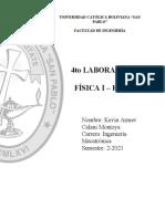 4 Lab Informe