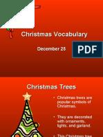 christmas-vocabulary