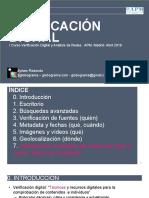 Copia de I Curso de Verificacion Digital y Analisis Redes - Verificación.pptx