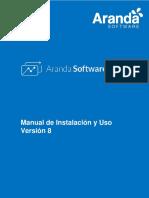 2. Manual de Instalación y Uso Aranda Software Metrix V8
