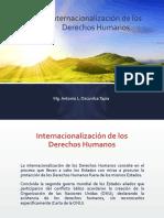 Clase 4 - Internacionalización de Los Derechos Humanos