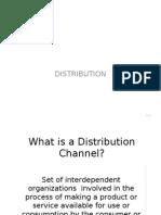 Distributionl
