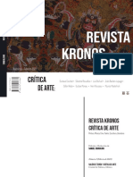 Críticas - Kronos