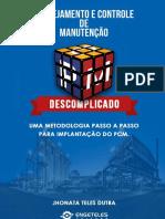 Livro - Planejamento e Controle Da Manutenção Descomplicado - Engeteles