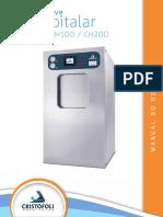Manual Usuário Série CH 100-200 Rev.2-2020
