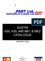 A35 Catalogue