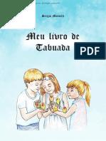 Amostra - Meu Livro de Tabuada
