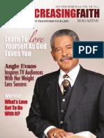 Ever Increasing Faith Magazine - Spring 2011