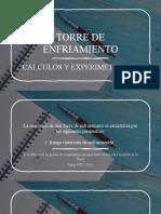 TORRE DE ENFRIAMIENTO calculos 52