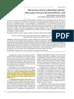 ZZ - Martins, S. T. F. (2007). Psicologia social e processo grupal, a coerência entre fazer, pensar e sentir em Sílvia Lane