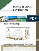 Pantai Pacitan Rawan Tsunami