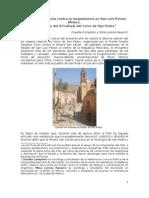 Balances de la lucha contra la megaminería en San Luis Potosí. México