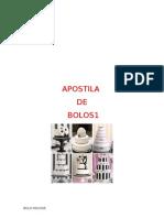 APOSTILA DE BOLOS 1