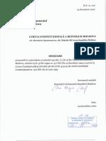 Sesizarea 220a_2020.12.26, depusă la CC de Dinu Plîngău