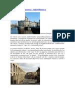 Arquitectura contemporánea y ciudades históricas