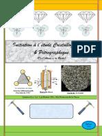 1-Initiation Cristallographie