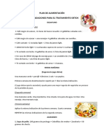 Plan de Alimentación Monica 2021