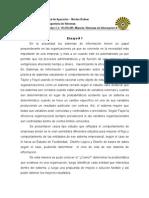 Sistemas de Informacion II ENSAYO