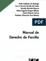 MANUAL DE DERECHO DE FAMILIA - EL SALVADOR
