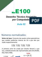 LE100 - Aula 02
