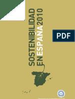 Sostenibilidad en España 2010