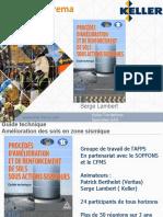 8_JT_Cerema_2014-11-27_Renf_sism_exist_10_Lambert_Guide_AFPS_CFMS_renf_sol