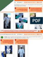 STD-055_V.3 Uso de EPP Manipulación de LiOH