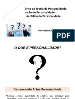 Aula-01-Evolução Histórica Da Teoria Da Personalidade.