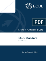 ECDL-Standard_Lernzielkatalog