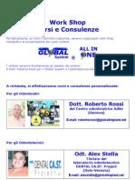 Corsi e consulenze