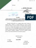 Precizări Privind Completarea Certificatului de Competențe Digitale, Certificatului de Competență Lingvistică, Atestatului de Competențe Profesionale Și Certificatelor de Calificare Profesională Nivel 3,4