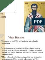 Sfantul Vasile Cel