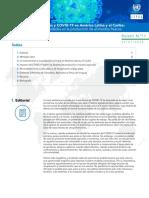 AAA - Sistemas Alimentarios y COVID-19 en América Latina y El Caribe